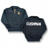 WOOL RACING SWEATER DEHEN × CUSHMAN